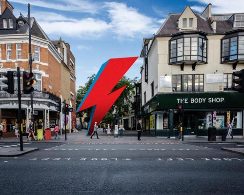 If given the green light, the bolt will be built in Tunstall Road, directly opposite Brixton Underground station / David Bowie Community
