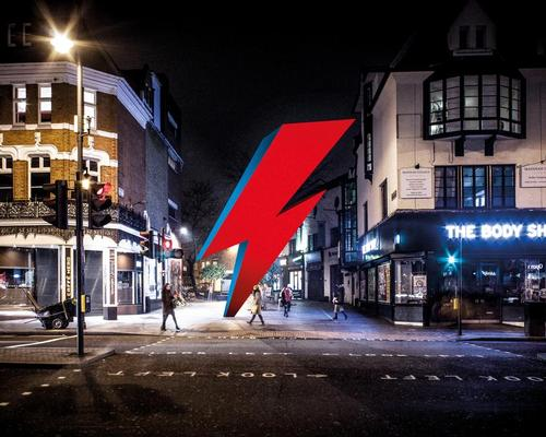 The cost of the project has been estimated at £1m, and a Crowdfunder campaign has been launched to raise the money / David Bowie Community