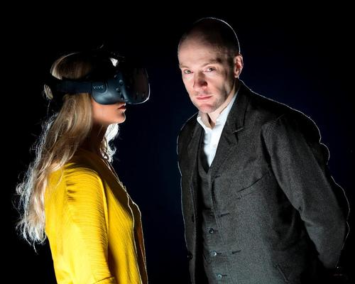 Derren Brown's 'reimagined' ghost train will up the scares for 2017