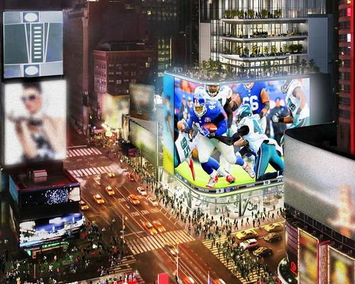 Cirque du Soleil is working with the NFL to create the NFL Experience Times Square / NFL Experience
