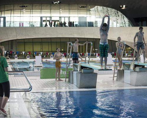 Several thousand children have learned to swim in the centre