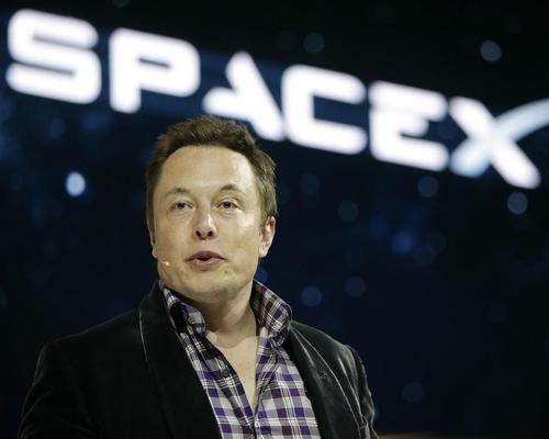 Musk's SpaceX is the biggest competitor to Richard Branson's Virgin Galactic, with both companies in competition to capitalise on the potentially super-lucrative space tourism industry