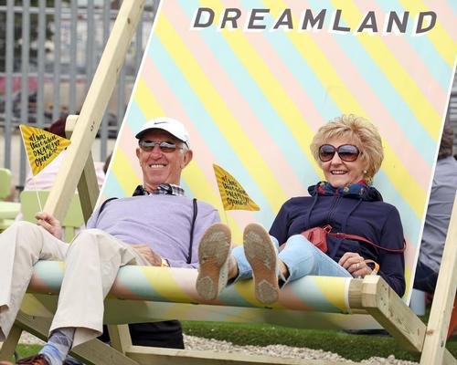 Dreamland improvements include more green space and art installations