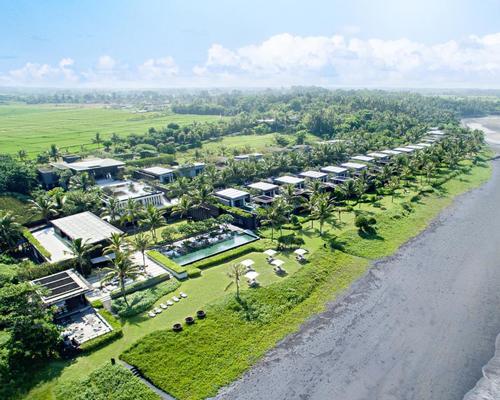 The resort has been designed to reflect Bali's natural surroundings / Soori Bali