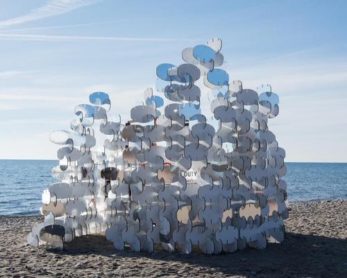 BuoyBuoyBuoy by Dionisios Vriniotis, Rob Shostak, Dakota Wares-Tani and Julie Forand / Winter Stations