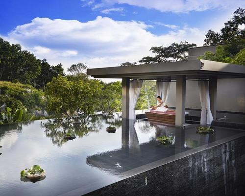 Massage-focused hilltop spa debuts in Phuket