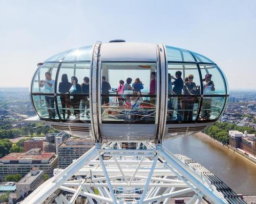 A Giant Wheel in Moscow will be slightly taller than the London Eye / Shutterstock