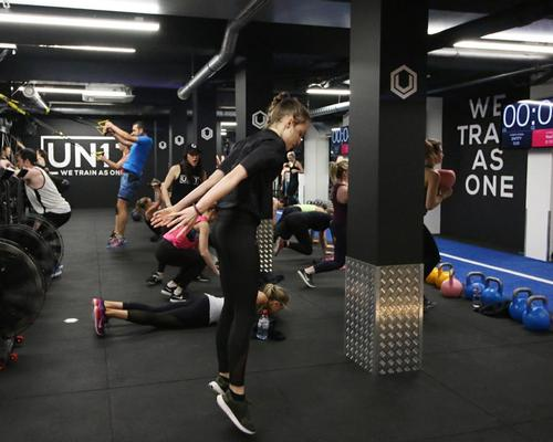 Former rugby player opens London fitness studio