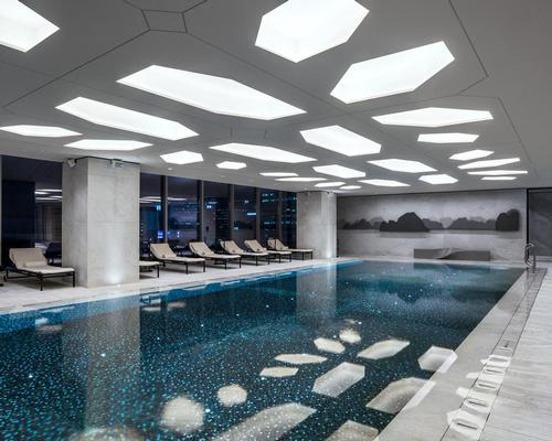 Spa at the Four Seasons Hotel, Seoul, designed by Heerim Architects / AHEAD