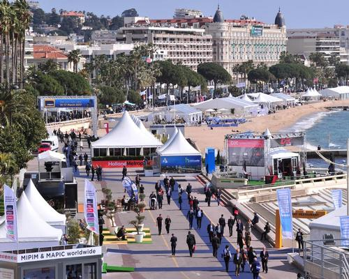 MIPIM is one of the world's largest international real estate markets / V. Desjardins/Image & Co