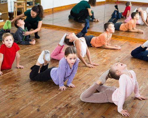 The report said that children needed to be more active at school to prevent a decline in overall physical activity / Iakov Filimonov/Shutterstock.com