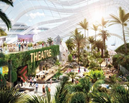 Winter garden, park and outdoor theatre proposed to transform Bognor Regis into 'Garden by the Sea'