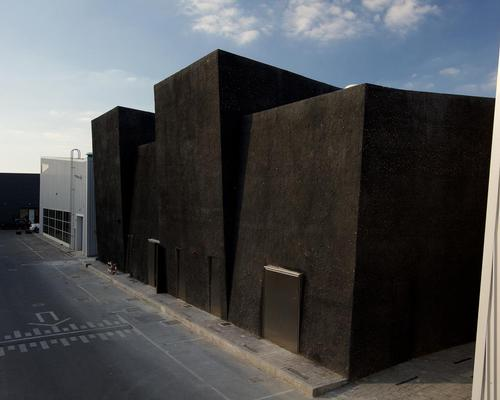 The arts hub is located in a former industrial warehouse / Mohamed Somji, courtesy Alserkal Avenue