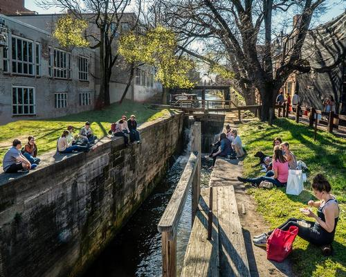 The practice will work with local group Georgetown Heritage and the National Park Service to masterplan a section of the park focused around a canal network / Richard Frasier