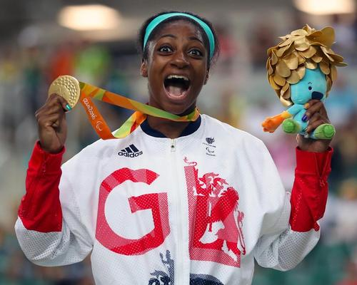 Sprinter Cox won a gold medal at Rio 2016 / Andrew Matthews/PA Wire/PA Images