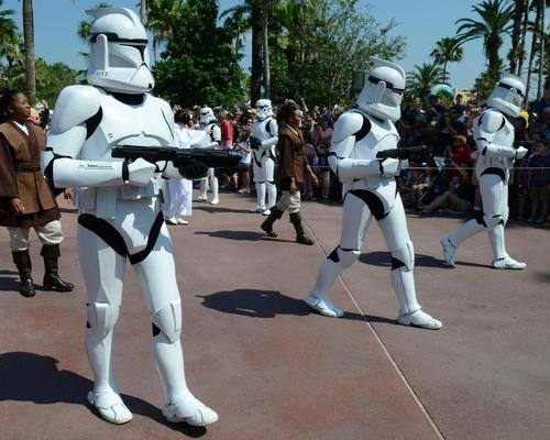 """Disney resorts in Florida deducted a uniform or """"costume"""" expense that caused some employees' hourly rates to fall below the federal minimum wage / Phelan M. Ebenhack/AP/Press Association Images"""