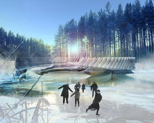 Ice hockey and ice skating events will take place on the rink / Margot Krasojevi?/V2com