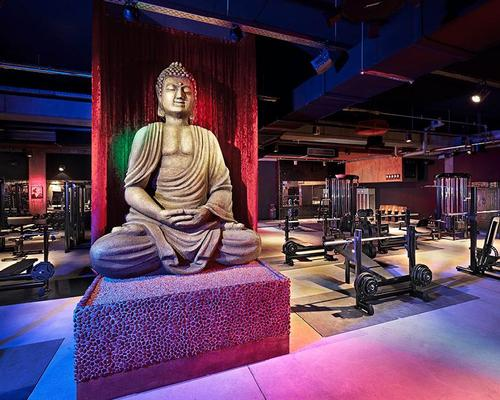The gyms are inspired by the international travel of McFit's founder / John Reed
