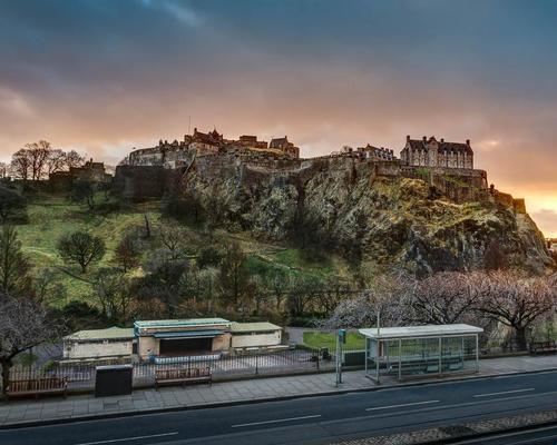 Adjaye, Ingels, Ramstad and Fujimoto in the running to design Edinburgh theatre and gardens