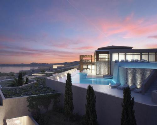 The Eagles Spa by Elemis, which is set to open near the birthplace of Aristotle in Greece / Elemis
