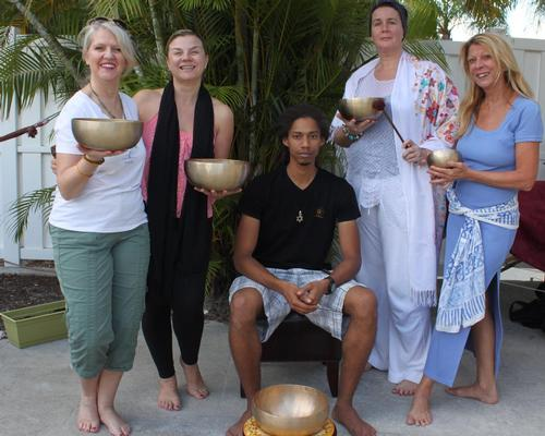 Vibrational healing programme launched as therapy for spa clients with cancer