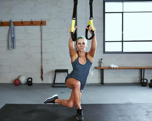 TRX develop functional training equipment