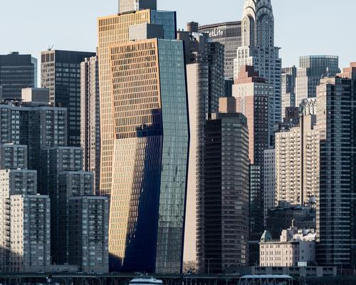 The American Copper Buildings have welcomed their first residents in New York / JDS Development Group
