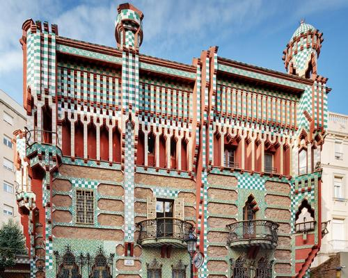 Casa Vicens will be opened as a museum in Q3 / Casa Vicens