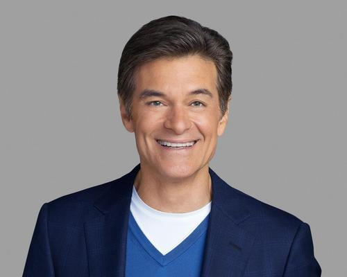 Dr Oz among seven medical wellness pioneers to keynote at 2017 GWS