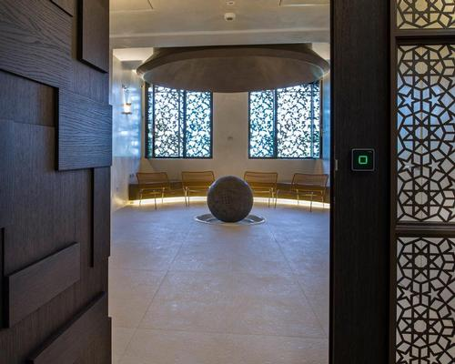 Onsen cabins, hammams and salt water pools added as Italian spa doubles in size