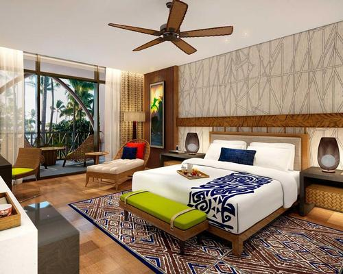 The Lapita hotel chain will be linked to theme parks and entertainment destinations to ensure strong demand