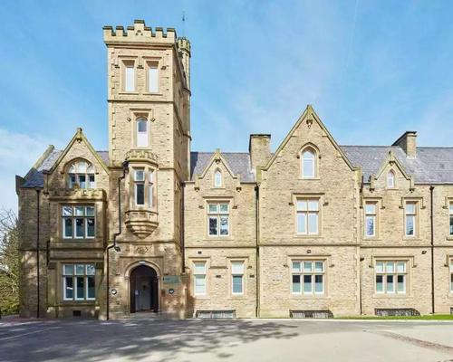 Victorian mansion reborn as gothic and glamorous Oddfellows hotel