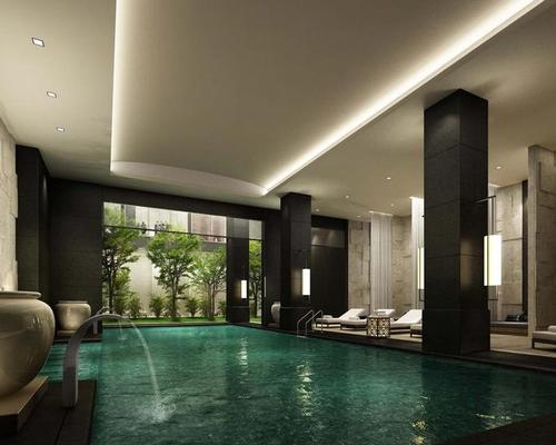 Managed by Fairmont's in-house team, the spa houses seven treatment rooms and a large wet area