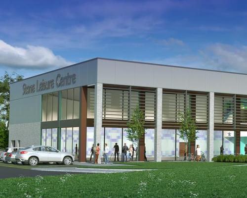 Plans submitted for Stone Leisure Centre