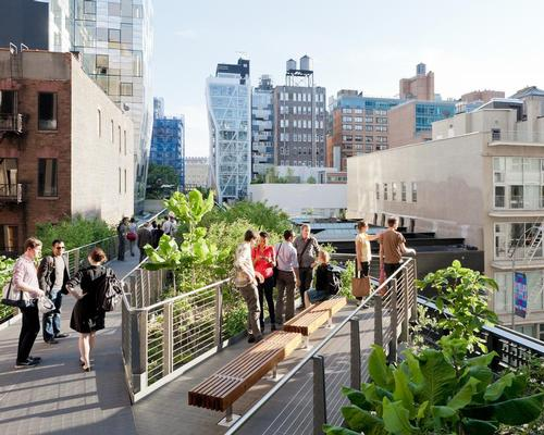 The High Line in New York has shown how landscapes can add value to neighbourhoods and developments / Field Operations