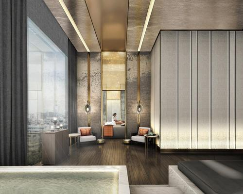 Inspired by the beauty and culture of Malaysia, the 700sq m (7,535sq ft) spa will open in 2020