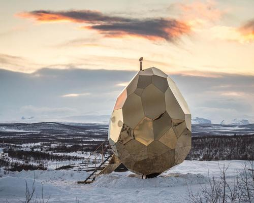 Kiruna is being completely relocated so that mining company LKAB can extract more of the valuable iron seam that lies below its current location / Jean-Baptiste Béranger