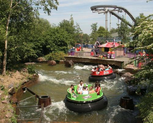Thorpe Park is among the Merlin parks to close its river rapids ride as a precautionary measure