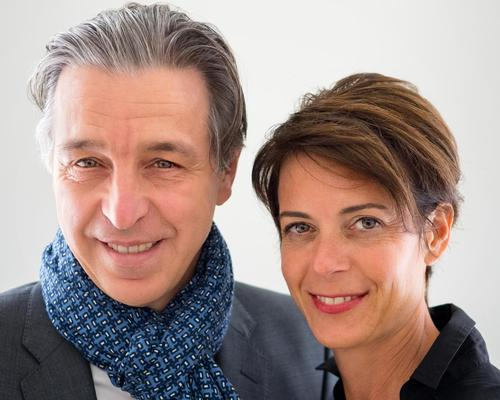Biologique Recherche chair Rupert Schmid (left) and Wellness for Cancer executive director Julie Bach will help bring treatments for those affected by cancer to more than 70 countries worldwide.
