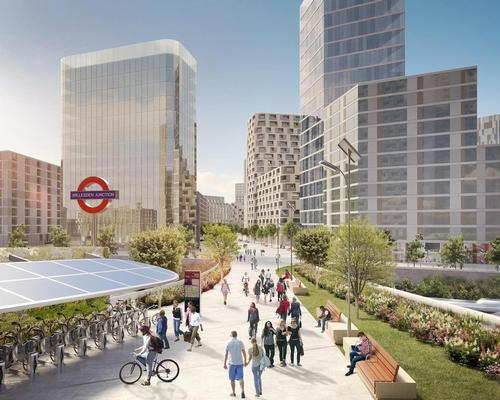 AECOM, Bjarke Ingels and Asif Khan win Old Oak Common contract