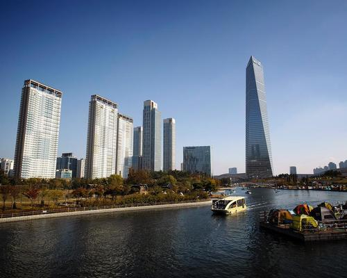 The museum will be built in Songdo International City's Central Park / Wiki Commons