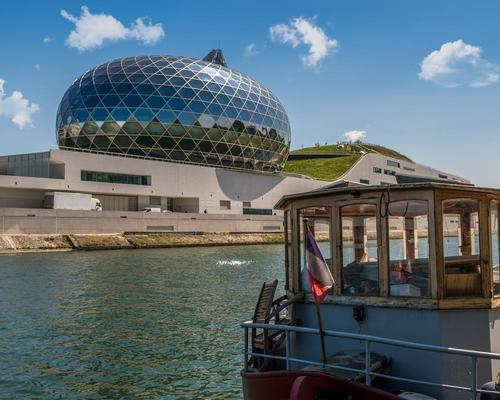 Designed with French architect Jean de Gastines on a site that once belonged to France's biggest factory, La Seine Musicale has been conceived as a new cultural symbol for Paris / Shutterstock