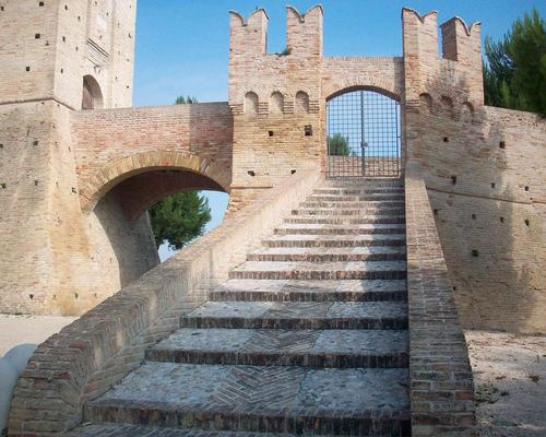 Montefiore Castle, located in the territory of Recanati, is among the sites up for grabs as part of the new initiative