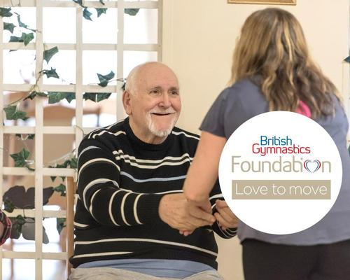 British Gymnastics training people to supervise dementia-friendly sessions