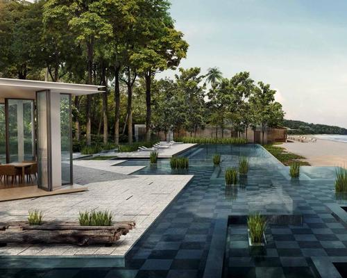 The first Alila 'Villas' resort outside of Bali, Alila Villas Koh Russey will be a 15-minute boat ride from the Cambodian coast