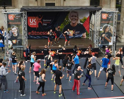 National Fitness Day takes place on 27September