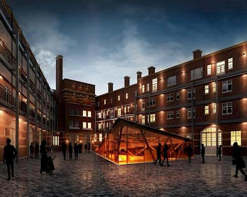 Architects Levitt Bernstein to transform abandoned Manchester fire station into boutique hotel complex