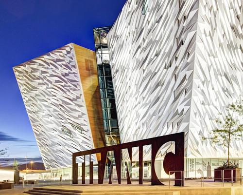 The plans, submitted to Belfast City Council propose the extension, integration and alteration of titanic pavilions