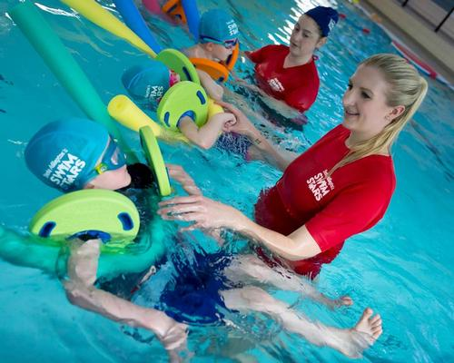 Becky Adlington's SwimStars was launched in 2013