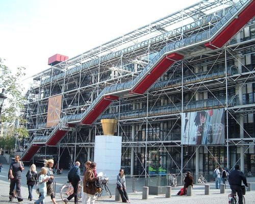 Week's top news: The untold story of the Pompidou Centre, David Beckham's Miami stadium and Stockholm's 1km infinity pool